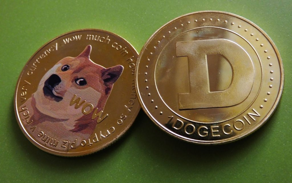This is Dogecoin