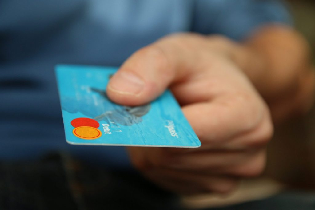 Buy litecoin (LTC) with debit card