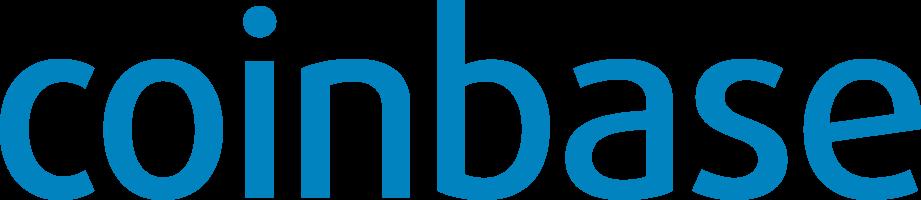 Coinbase review logo