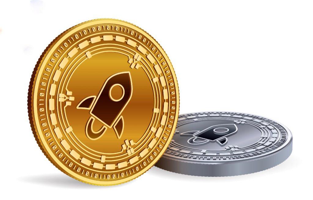 XLM coin